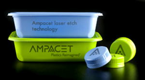 Ampacet marcado laser