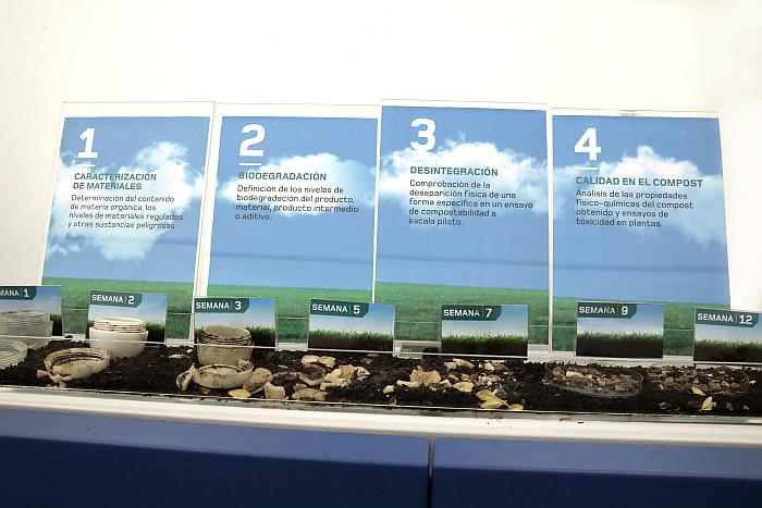 ITENE, certificado para ensayos de compostabilidad Home