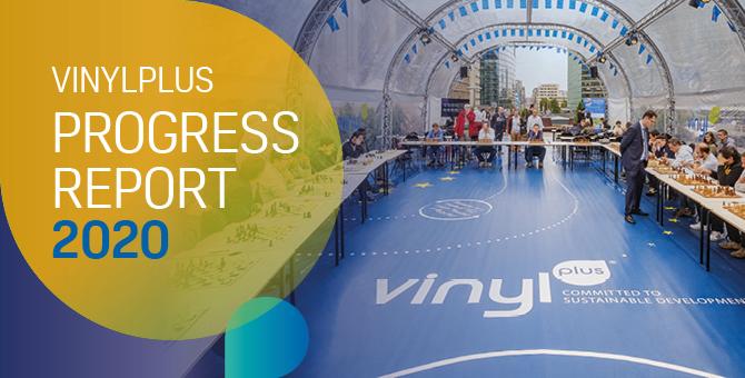 PVC reciclado VinylPlus 2019