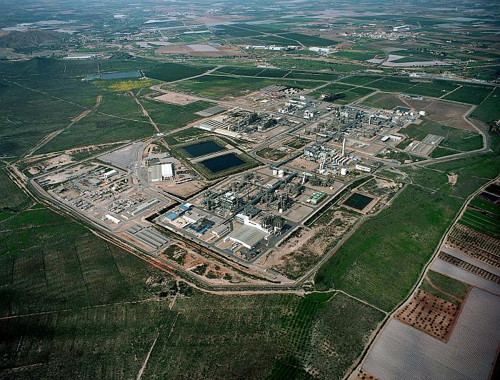 SABIC usará en su planta de Cartagena energía 100% renovable