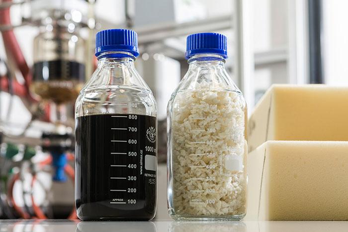 BASF trabaja la circularidad en el reciclaje de colchones