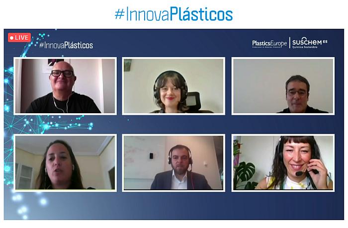 Claves de la primera sesión de las jornadas #InnovaPlásticos