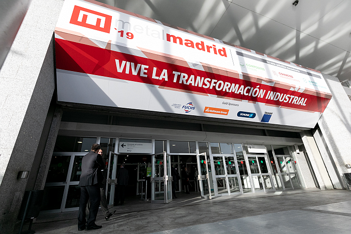 MetalMadrid y Composites Spain se trasladan a 2021