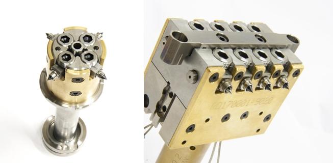 Thermoplay presenta una boquilla de canal caliente de flujo libre para inyección lateral directa