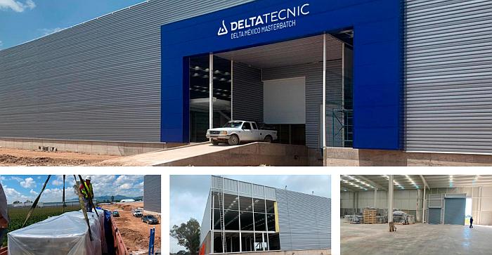 Delta Tecnic, delta tecnic méxico, planta delta tecnic méxico, micromasterbatch, cable para automoción, pvc, masterbatch para plástico, Eric Xirinacs, Deltatecnic
