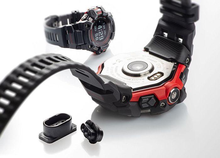 BASF Casio, reloj Casio GBD-H1000 con plástico de basf, Ultramid Advanced N, Basf Ultramid Advanced N