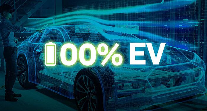 Hexagon 100%EV