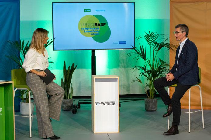 premios economía circular Basf España