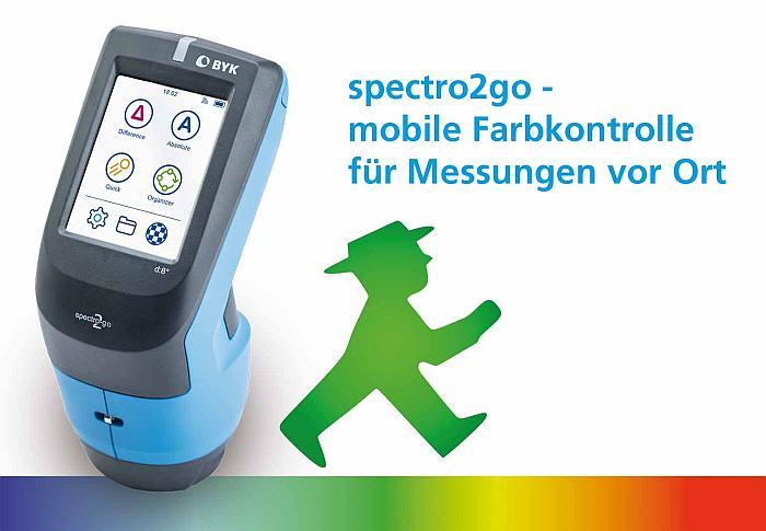 spectro2go