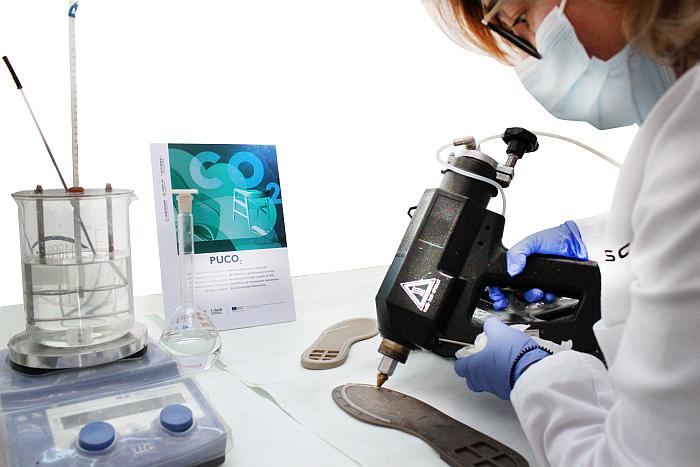 ecoglue II, bioadhesivos, AIMPLAS, INESCOP