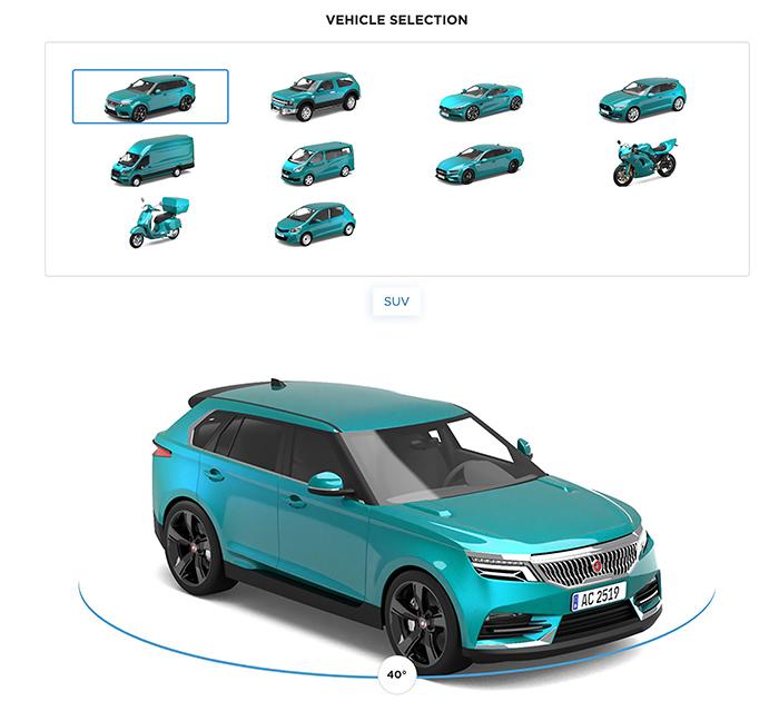 clariant tendencias color autos