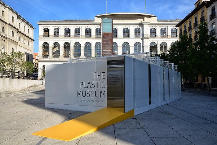 The Plastic Museum, museo de plásticos, EsPlàsticos