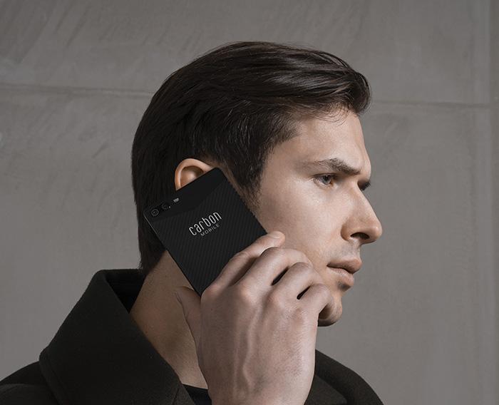 Carbon Mobile, móvil con fibra de carbono, premio JEC innovation Award