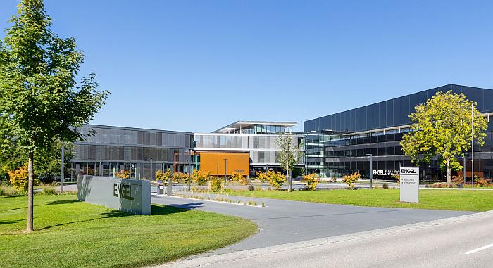 Sede central de Engel en Austria