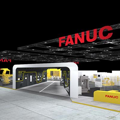 Fanuc EMO Milano 2021