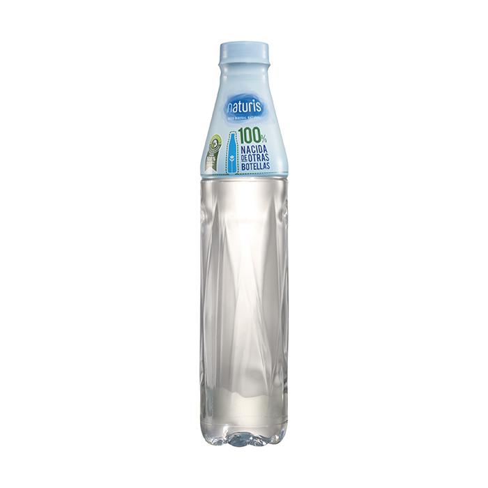 Lidl botella plástico reciclado